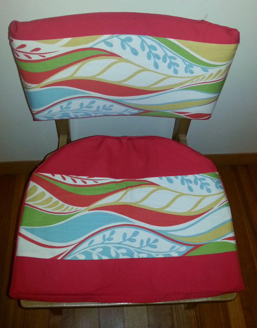 chairpad and back cover