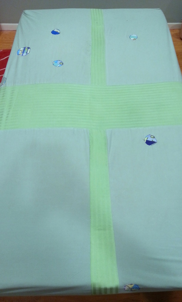 custom size fitted sheet